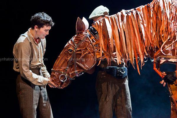 War Horse - The 19th Berlin Theatre Festival Approaches