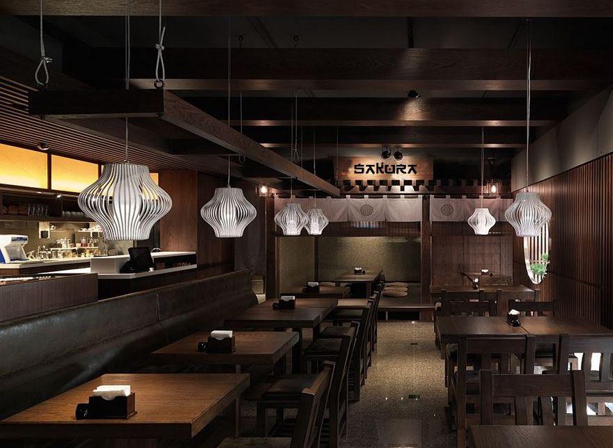 Thiết kế nhà hàng đẹp ấn tượng