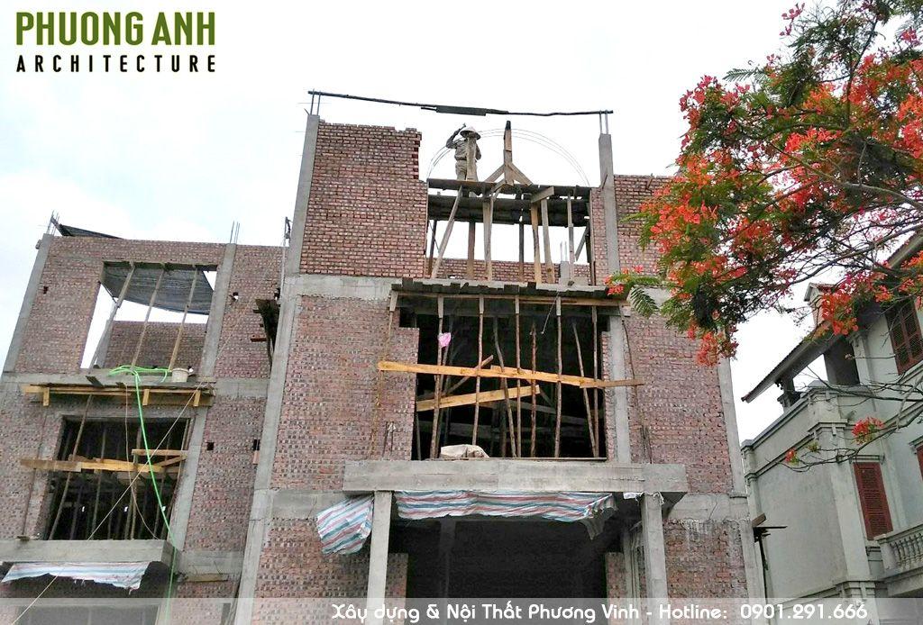 Công trình xây nhà trọn gói giá tốt tại Hải Phòng   Uy tín chất lượng được đặt lên hàng đầu