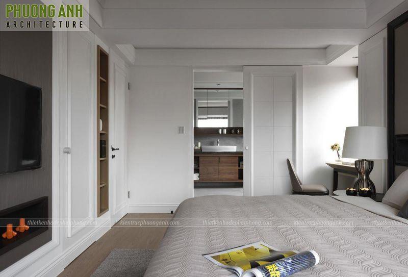 thi cong hoan thien noi that chung cu SHP Plaza - 18 Mẫu thiết kế nội thất phòng ngủ đẹp hiện đại 2020