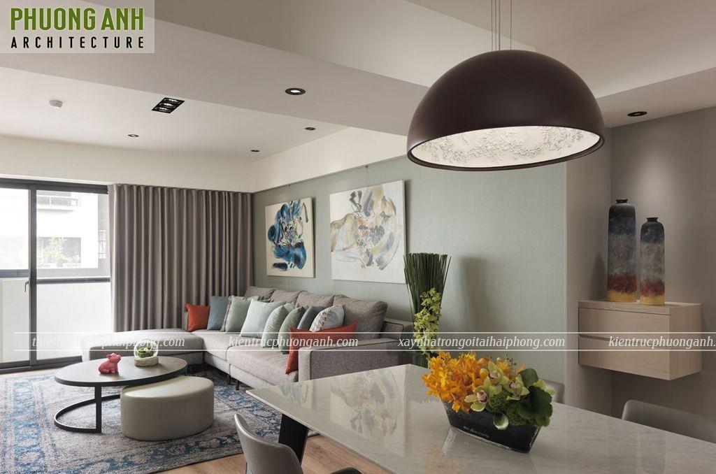 thiet ke noi that chung cu sky garden - Thiết kế nội thất chung cư Sky Garden | Cải tạo chung cư