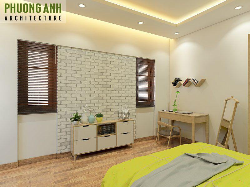 Thiết kế nội thất phòng ngủ đẹp sang trọng
