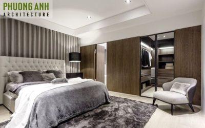 Top 10 mẫu thiết kế nội thất phòng ngủ đẹp hiện đại tại Hải Phòng 2020