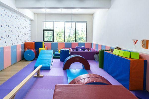 Decorating preschools according to Japanese standards